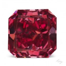 0.51ct Red Diamond