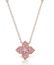 Argyle Azalea Necklace