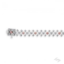 Argyle Thin Flex Bracelet