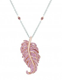 Argyle Limited Edition Plume Pendant