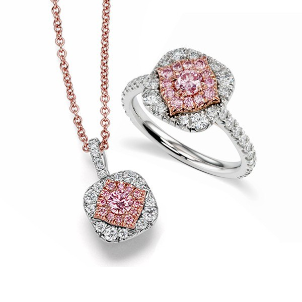 Diamond Halo Collection