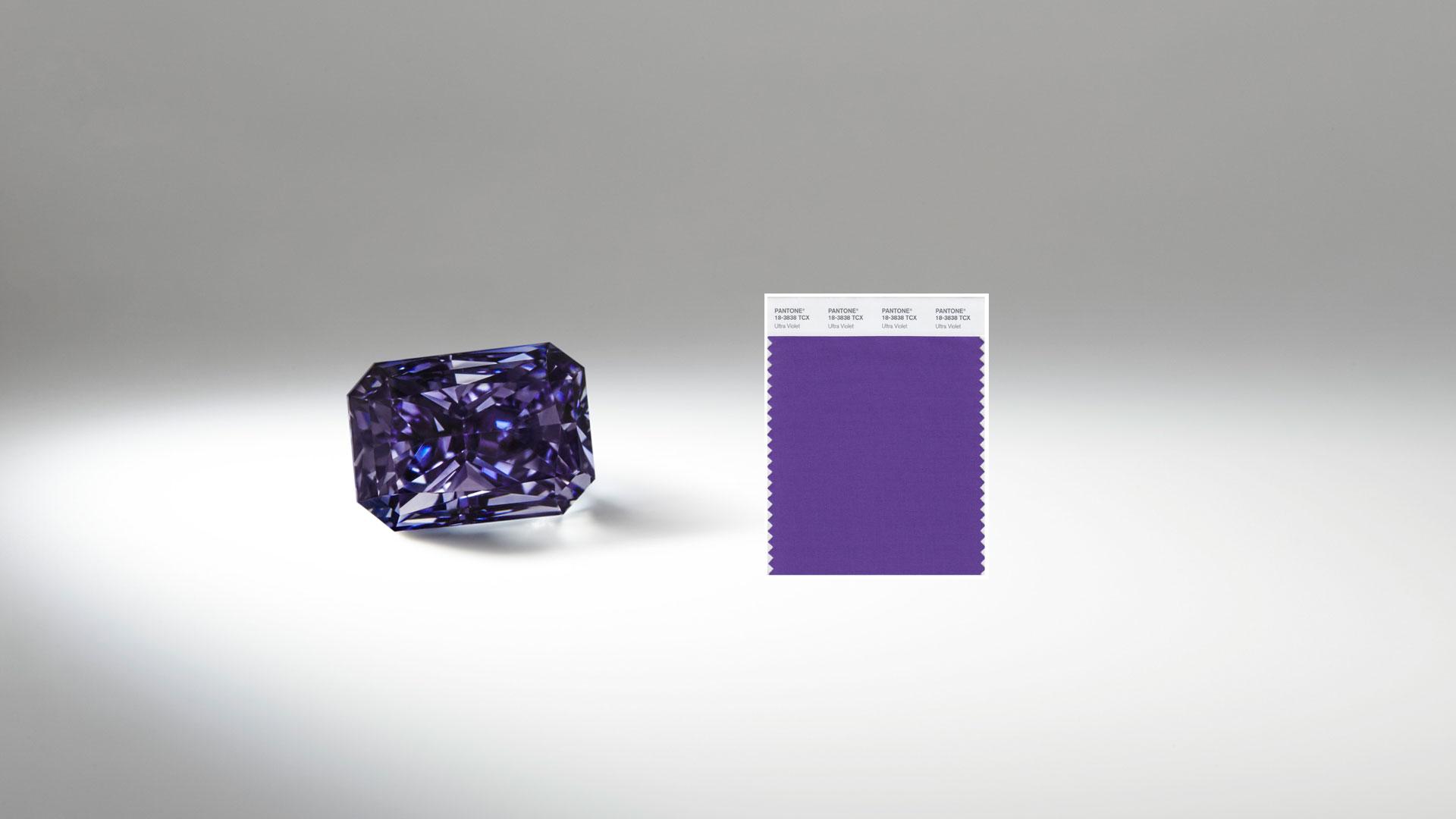 THE ARGYLE LIBERTE: ULTRA VIOLET DIAMOND