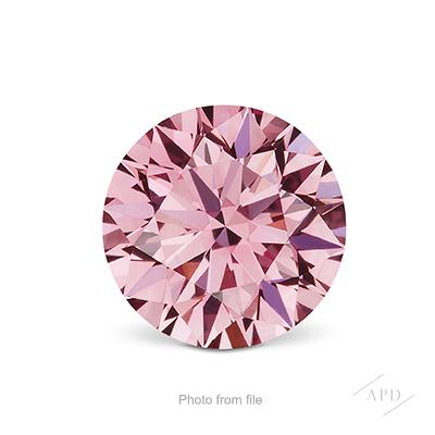 5P Argyle Pink Diamond