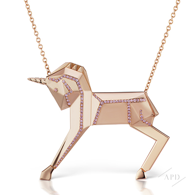 Magix Unicorn Necklace