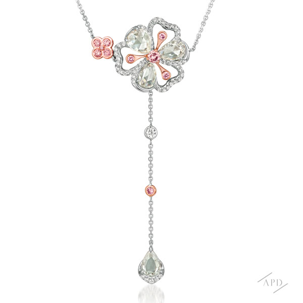 Sakura Flower Necklace