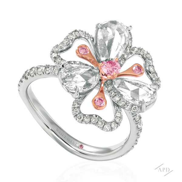 Sakura Flower Ring