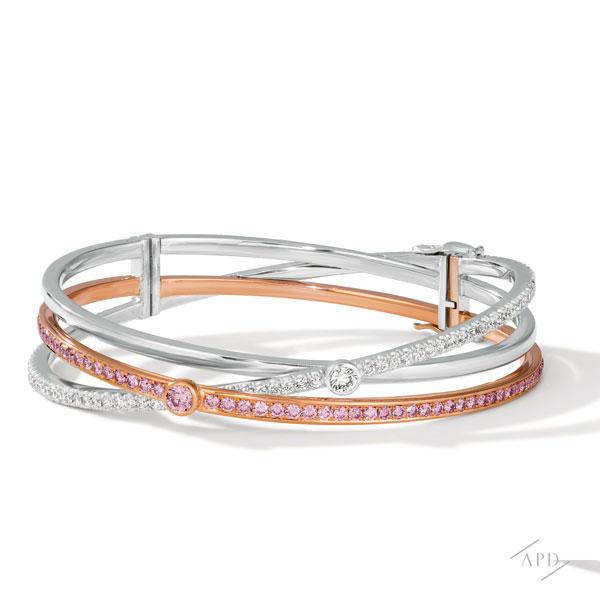 Argyle Knot Bracelet
