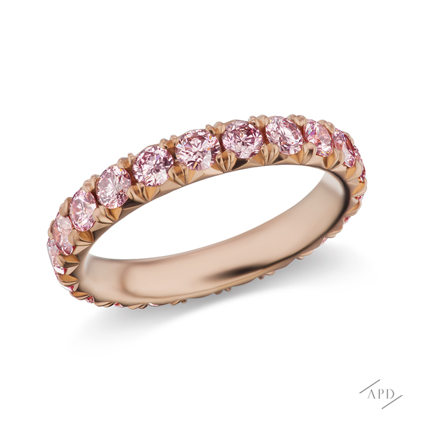Argyle 6PR Eternity Band